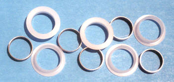 Photo of Delrin Bushing Upgrade Kit for Yamaha 500 Series & Up